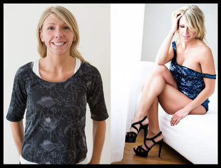 boudoir before & after 2