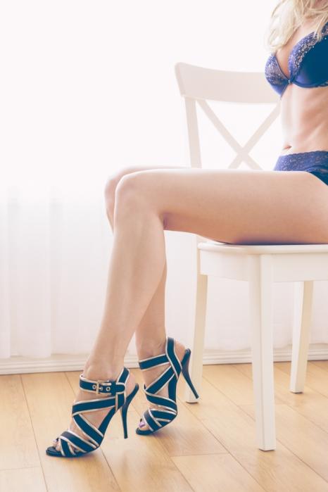 boudoir photoshoot in Edmonton Chris Bernard Photography
