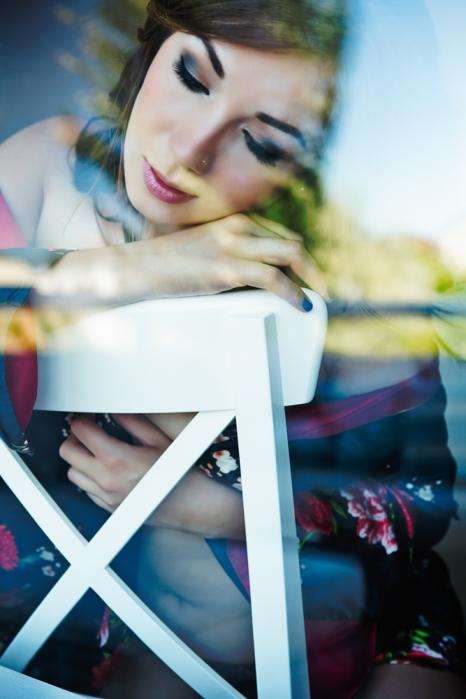 model photography boudoir picture