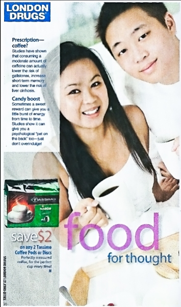 magazine ad photo from Chris Bernard