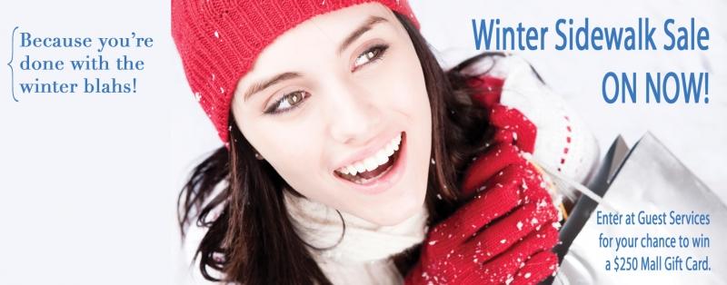 Winter photo by Chris Bernard used in advertisement
